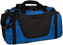 Shore Regional High School Blue Devils Medium Color Block Gear Bag