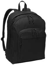 Holdrege Middle School Dusters Basic Backpack