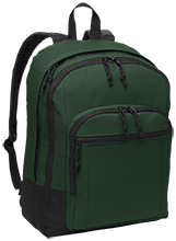 Batavia Middle School Bulldogs Basic Backpack