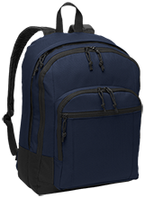D D Johnston Elementary School Roadrunners Basic Backpack