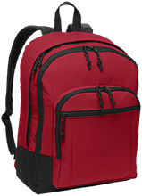 Pixie School School Houses Basic Backpack