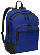 Lincoln South School Mustangs Basic Backpack