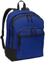 C C Jacobson Middle School C Hawks Basic Backpack