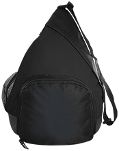 Texas School For The Deaf Rangers Active Sling Pack