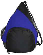 Durant Middle School Wildcats Active Sling Pack