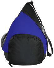 Lincoln South School Mustangs Active Sling Pack