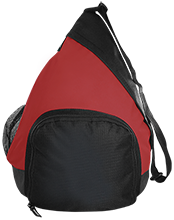 The Heritage High School Hawks Active Sling Pack