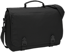 Manchester East Soccer Messenger Briefcase