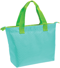 Baby Shower Zippered Tote