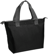 North Sunflower Athletics Zippered Tote
