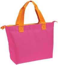 Malverne High School Zippered Tote