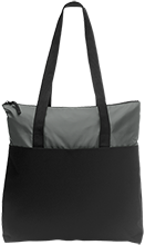 Brighton Transportation School Zip Top Tote