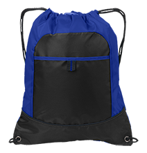 Larkspur Elementary School Bobcats Pocket Cinch Pack
