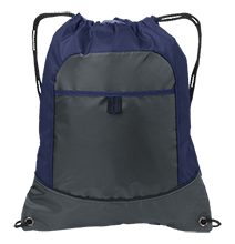 Swampscott High School Big Blue Pocket Cinch Pack