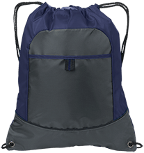 Derby School School Pocket Cinch Pack