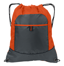 Carter Middle School Mustangs Pocket Cinch Pack