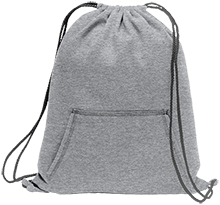 Hannah J Ashton Middle School School Sweatshirt Cinch Pack