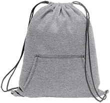 School Sweatshirt Cinch Pack