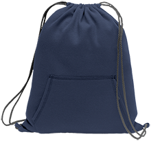 Allegheny Academy School Sweatshirt Cinch Pack