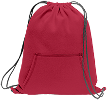 West Ward Elementary School School Sweatshirt Cinch Pack