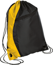 Carver High School Yellowjackets Colorblock Cinch Pack