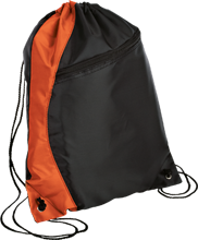 Team Granite Arch Rock Climbing Colorblock Cinch Pack