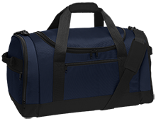 Genoa Middle School Cogwheels Travel Sports Duffel