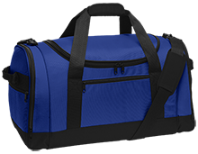 Greenport Elementary School Bluehawks Travel Sports Duffel