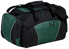 Sussex County Technical School Mustangs Medium Gym Bag