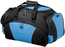 MenRiv Park Elementary School Dolphins Medium Gym Bag