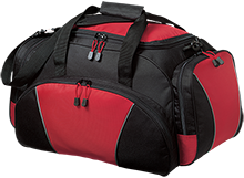 Mechanicville High School Red Raiders Medium Gym Bag