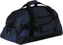 Genoa Middle School Cogwheels Basic Large-Sized Duffel Bag