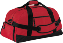Irwin Intermediate School Mustangs Basic Large-Sized Duffel Bag