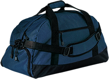 Broad Meadows Middle School School Basic Large-Sized Duffel Bag