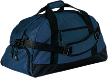 Sand Springs Elementary School Stallions Basic Large-Sized Duffel Bag