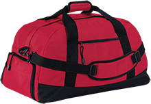East Rockingham HS Eagles Basic Large-Sized Duffel Bag