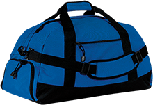 Universty Christian School Flames Basic Large-Sized Duffel Bag