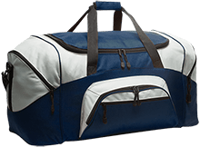 Team Granite Arch Rock Climbing Colorblock Sport Duffel