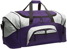 Bristol Bay Angels Colorblock Sport Duffel
