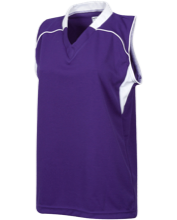 Brownsburg West Middle School Bulldogs Ladies Personalized Racer Back Jersey