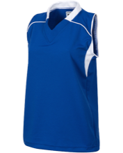 Lewiston High School Blue Devils Ladies' Personalized Racer Back Jersey