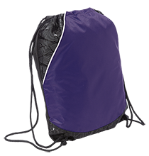 Waukee High School Warriors Two-Toned Cinch Pack