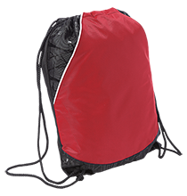 Niskayuna High School Silver Warriors Two-Toned Cinch Pack