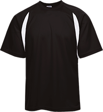 Fitness Performance Dual-Colored T-Shirt Jersey