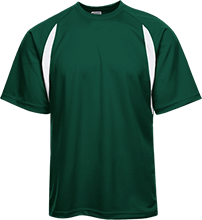 St. Francis Indians Football Performance Dual-Colored T-Shirt Jersey