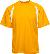 East Laurinburg School Mustangs Performance Dual-Colored T-Shirt Jersey