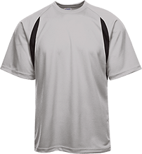 Vincent Settlement Elementary School School Performance Dual-Colored T-Shirt Jersey