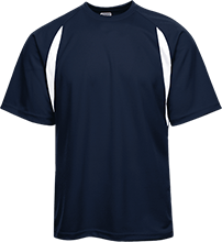 La Merced Intermediate School Trojans Youth Performance Dual-Colored T-Shirt Jersey