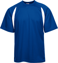 Noank Elementary School Sailboats Performance Dual-Colored T-Shirt Jersey