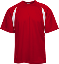 Bucyrus High School Redmen Performance Dual-Colored T-Shirt Jersey
